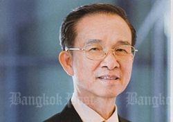 Privy councillor Chanchai Likitjitta dies at 70 | Bangkok Post: news