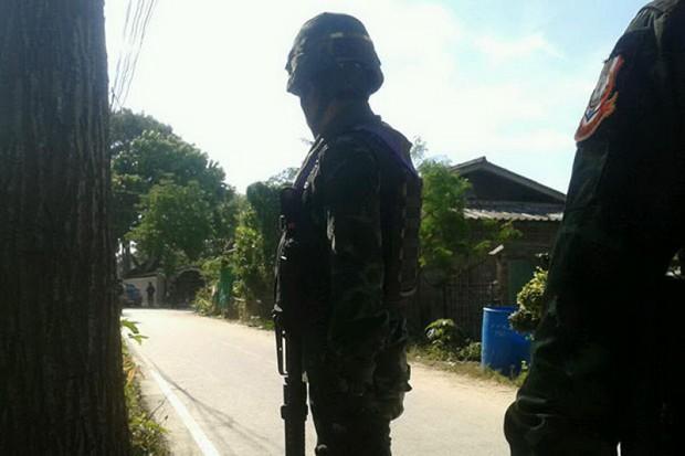 Village security booth attacked in Yala | Bangkok Post: news