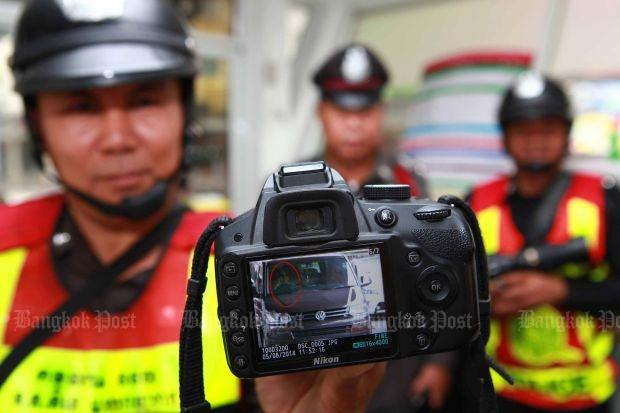 Goodbye police checkpoints, hello cameras & mobile cops | Bangkok Post: learning