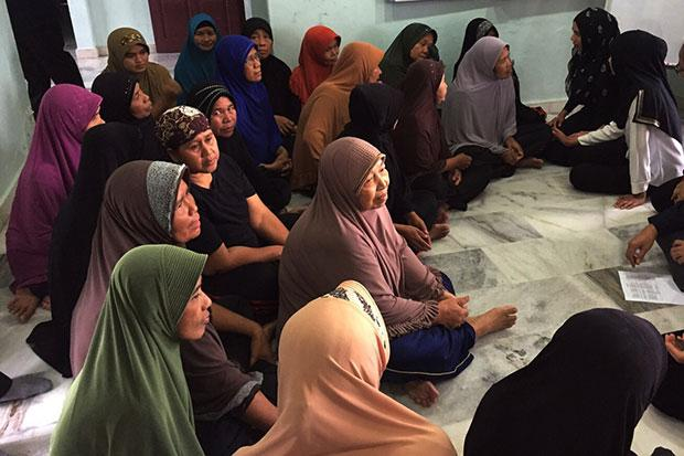 Elderly women arrested for begging in Malaysia to be freed | Bangkok Post: news