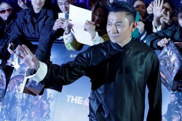 Andy Lau suffers pelvic injury after being thrown off horse