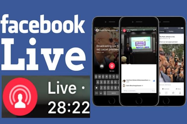 TAT to use Facebook Live promotions   Bangkok Post: learning