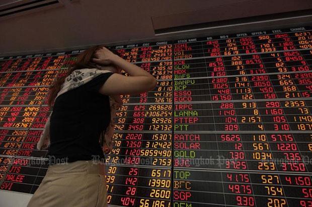 SET falls 1.39 to 1,559.44 at opening   Bangkok Post: business