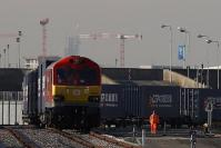 First Chinese freight train arrives in London