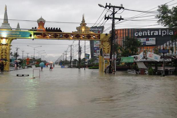95 factories damaged by floods | Bangkok Post: business