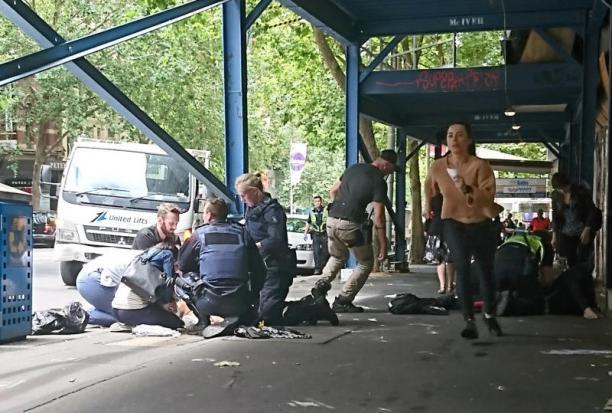 Three killed, 20 hurt after car strikes pedestrians in Melbourne | Bangkok Post: news