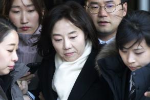 Korean minister arrested over artist 'blacklist'