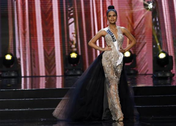 MS USA 2018 Evening Gowns