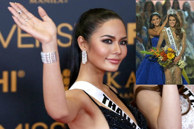 Miss Thailand finishes in top six as Miss France is the new Miss Universe (Updated)