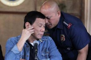 Duterte to disband police drug units linked to Korean's murder