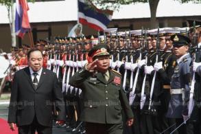 Regime presses Laos to deport dissidents