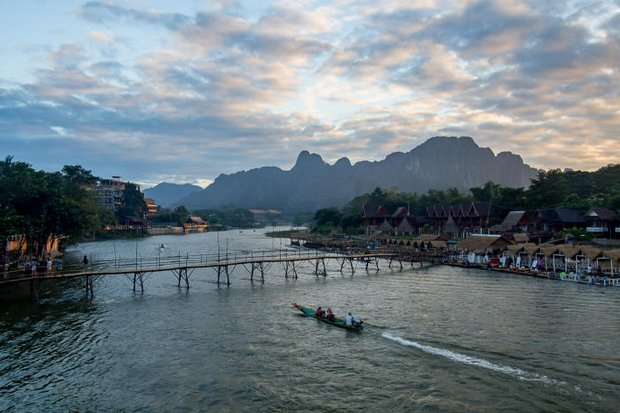 Life after death in Vang Vieng