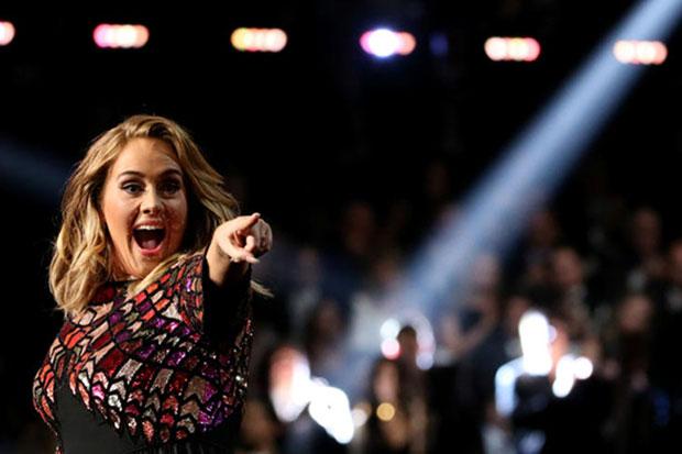 Adele rules Grammy Awards
