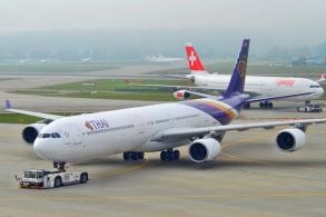 THAI struggles to unload old aircraft
