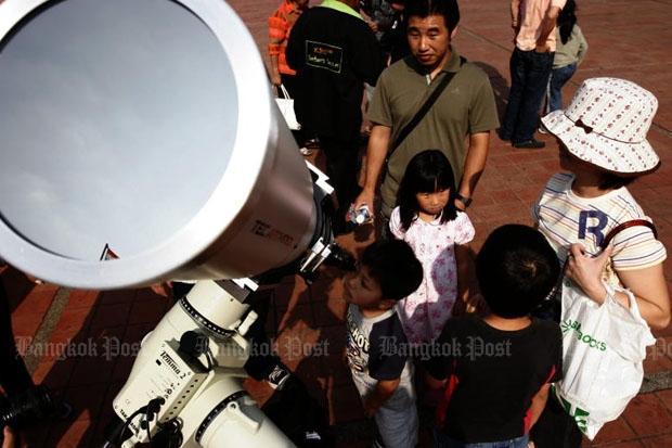 TAS bestows Thai name on minor planet   Bangkok Post: news