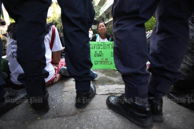 Dirty tactics blight anti-coal protest | Bangkok Post: opinion