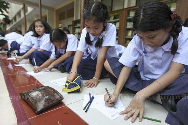 Textbook lending plan opposed by private education council | Bangkok Post: news