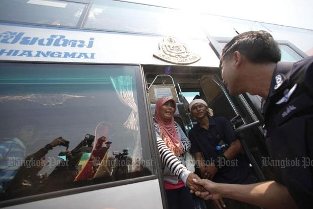 Coal plant protest ends, leaders released | Bangkok Post: news