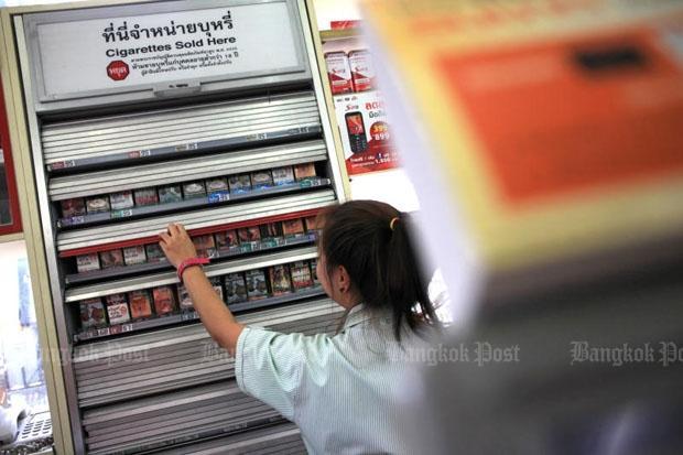 Higher cigarette tax hits PAO revenue | Bangkok Post: news