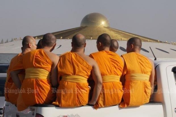 Officials may be wishing monk has fled | Bangkok Post: opinion