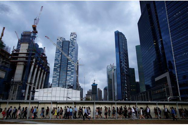 Singapore unveils bigger 2017/18 budget | Bangkok Post: business