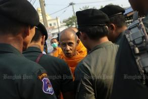 Army chief advises patience on Dhammakaya issue