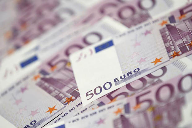 Euro zone's outlook brightens