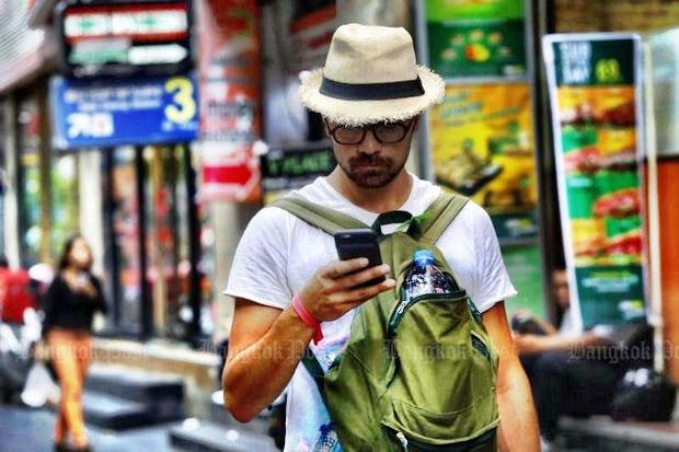 Tourist SIM-tracking plan axed