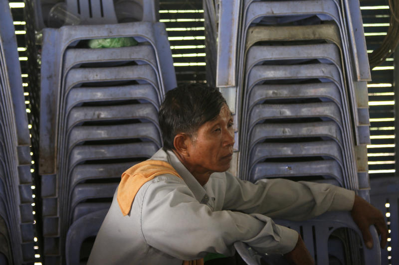 Khmer Rouge cadre acquitted of war crimes in Cambodia
