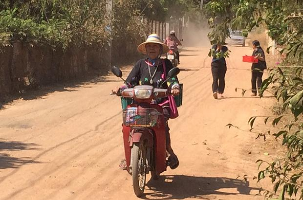 Village laments life at end of a dusty road | Bangkok Post: news
