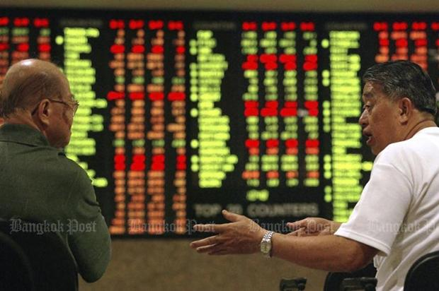 SET rises 7.62 to 1,572.04 points | Bangkok Post: business