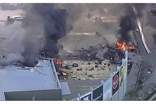 Pilot screamed 'Mayday' as doomed Australia flight crashed