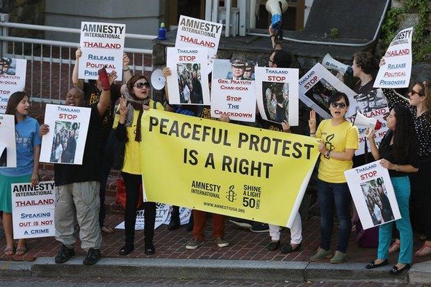 Amnesty International: Thai human rights 'deteriorate' | Bangkok Post: news
