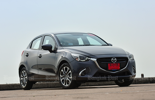 2017 Mazda 2 update review