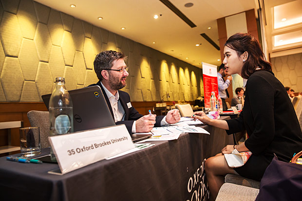 Speak one-on-one with over 40 UK universities at the UK Universities Application Day