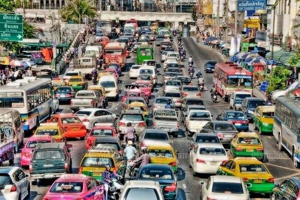 Expats Cheer Us Up Bangkok Traffic Not So Bad Bangkok