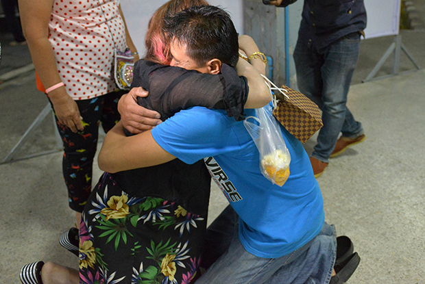 Mother finds lost son, after 33 years apart