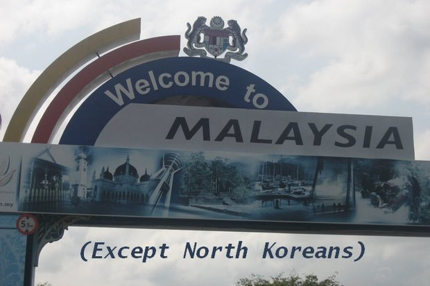 Malaysia cancels visa-free entry for North Koreans