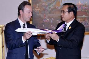 THAI, Airbus strike investment deal