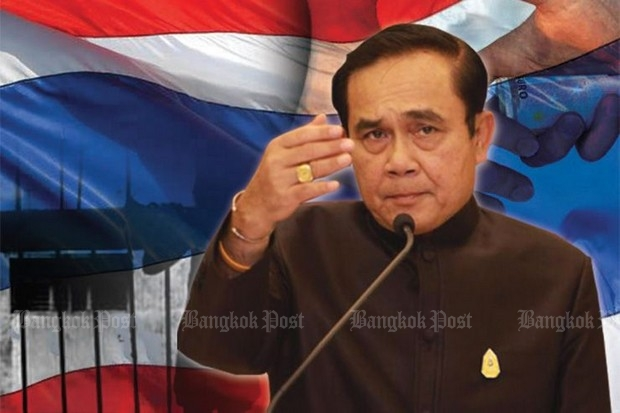 Pay 1% more in VAT, PM asks Thais