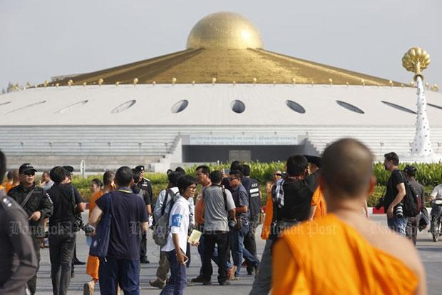 Search Resumes At Wat Phra Dhammakaya Bangkok Post News