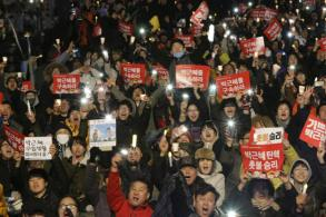 3rd protester dies as S. Korea braces for more rallies