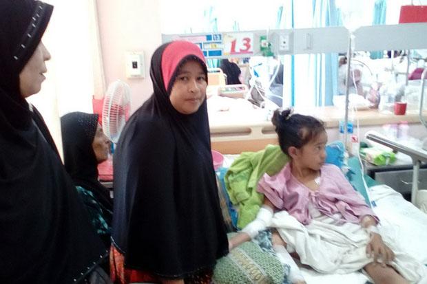 Explosion-injured family: Don't frame us