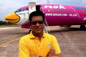 Nok Air boss Patee confident THAI will keep him on board