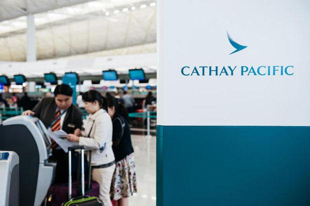 Hong Kong's Cathay Pacific posts first annual loss since 2008