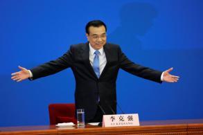 Li says China wants stability in South China Sea