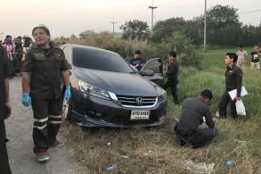 TAO murder suspect arrested