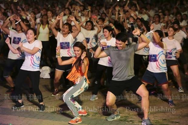 What is Zumba dancing?