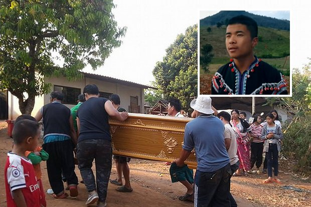 Soldier fired in 'self-defence' in Lahu death