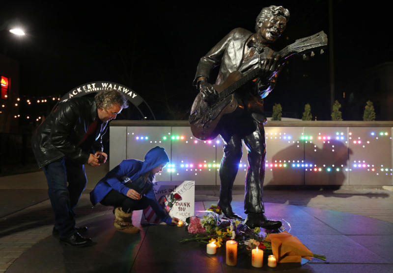 Chuck Berry's final studio album to be released in June